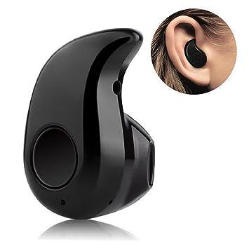 SAVFY auriculares Mini Bluetooth más pequeño Wireless Invisible Bluetooth V4.0 auriculares auricular auriculares auriculares con micrófono apoyo llamadas ...