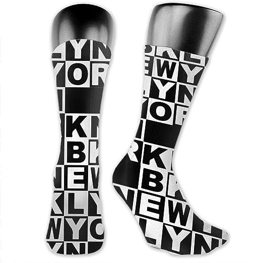 Sheery Brooklyn (1 Pair) Long Socks For Men & Women - BEST