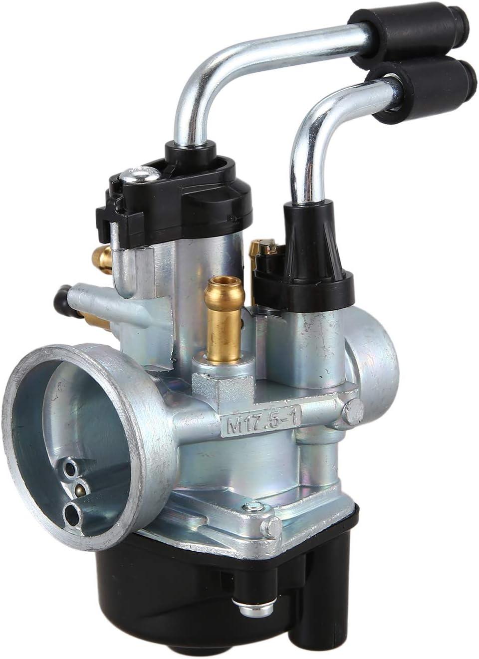 Kamenda para PHVA17 17.5 Dellorto 17 mm carburador de repuesto para carburador Aox//Minarelli PHBN-17,5 mm estilo 2 tiempos