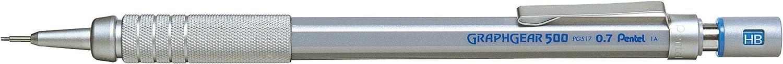 Lapiz mecanico Pentel Graphgear 500 PG517 (0.7mm)