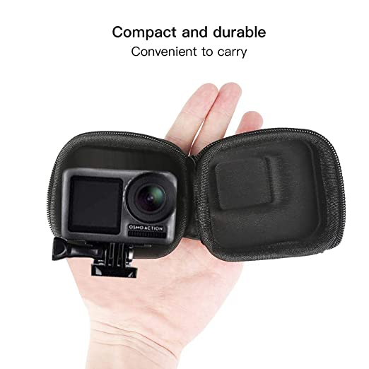 Toys & Hobbies RC Model Vehicle Parts & Accs For DJI OSMO Action Camera Mini Storage Carry Pouch Case Bag Storage Box
