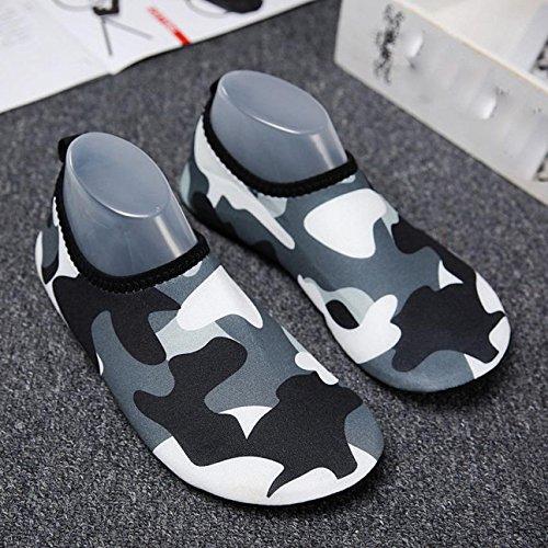 Nero 7.5 Sport Shoes Scarpe Sportive Uomo dAcqua a Piedi
