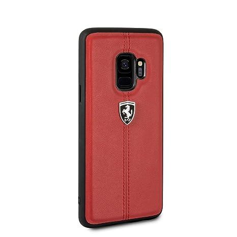 Amazon.com: Ferrari Samsung Galaxy S9 Case – Por CG móviles ...