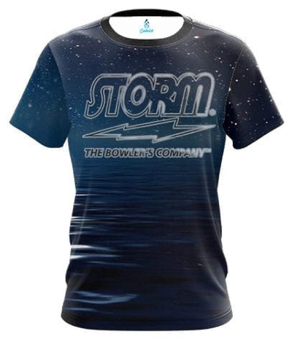 CoolWick Storm Darker Seas Bowling Jersey