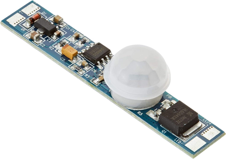 Interruptor para tira led 12//24V DC 96W Por movimiento Jandei