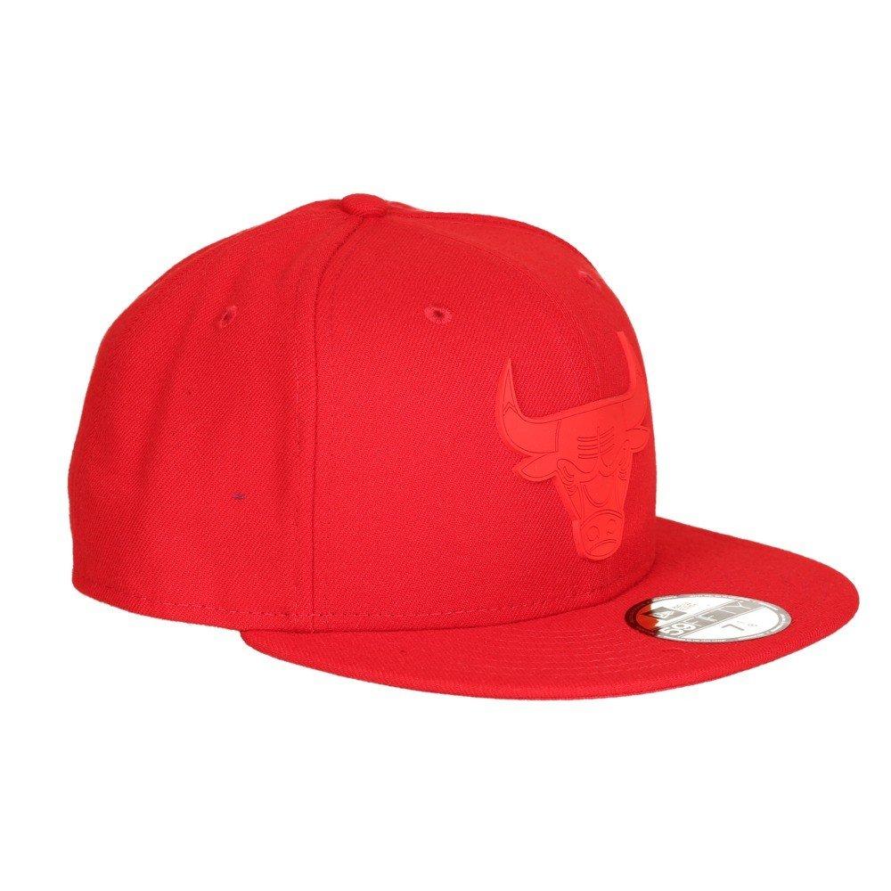 New Era NBA CHICAGO BULLS Team Rubber Logo 59FIFTY Cap  Amazon.es  Ropa y  accesorios 158f9665775