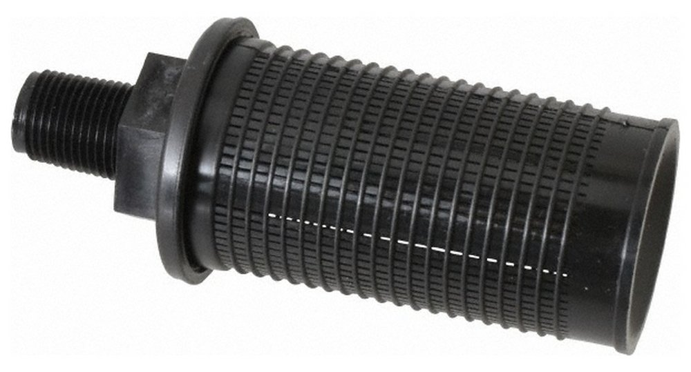 30 Mesh, 11 LPM, 3 GPM, 2-1/4'' Diam, Male Suction Strainer without Bypass, 1/2 Port NPT, 5.35'' Long by Flow Ezy Filters