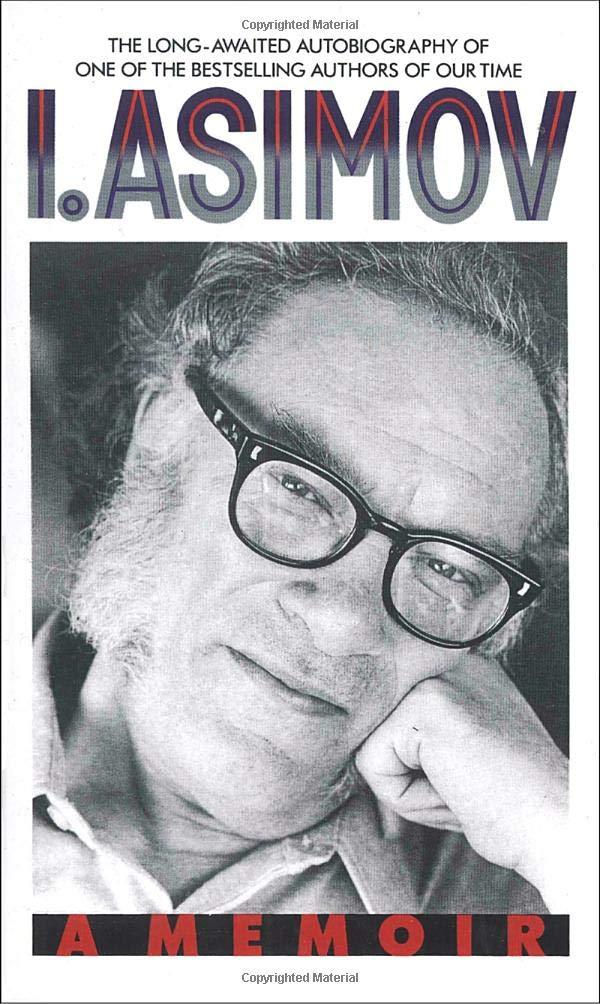 Asimov, I: I, Asimov: a Memoir: Amazon.es: Asimov, Isaac: Libros en idiomas extranjeros
