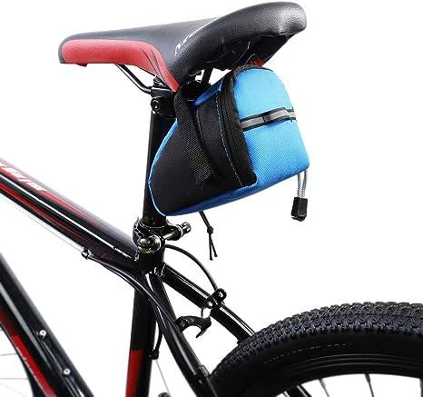 BOLSAS De SillíN para Bicicleta, Impermeable, Cola del Asiento de ...