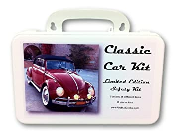 Amazon Com Classic Car Kit Limited Edition Safety Kit Health