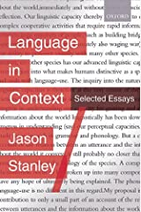 Language in Context: Selected Essays Kindle Edition