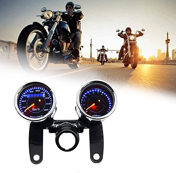 RL-HM028 Re-settable Inductive Tachometer//Hour Meter for motorcycle marine jet ski chain saws boat