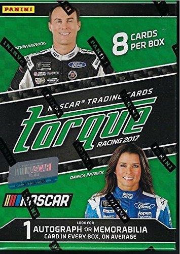 2017 Panini Torque NASCAR Racing BLASTER box (8 cards, in...