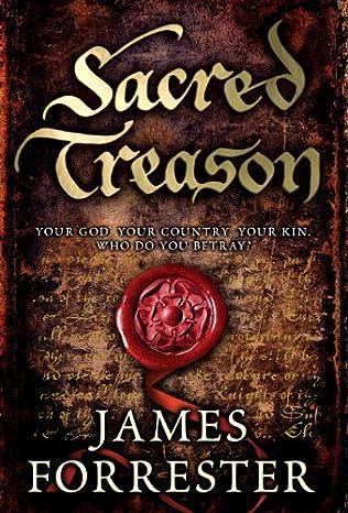 book cover of Sacred Treason