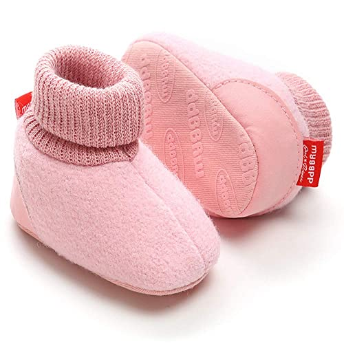 ed3be6de1b466 Sabe Unisex Infant Baby Boys Girls Winter Warm Bootie Soft Sole Prewalker  Crib Casual Shoes Sneakers