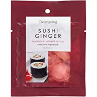 Clearspring Sushi Zenzero (105g) (Confezione da 2)