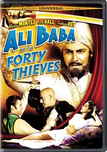 Ali Baba And The 40 Thieves Full Movie