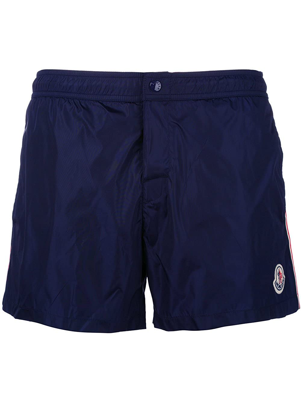 225d7deeb4 Moncler Men's Swimming Shorts Blue Blue - Blue - S: Amazon.co.uk: Clothing
