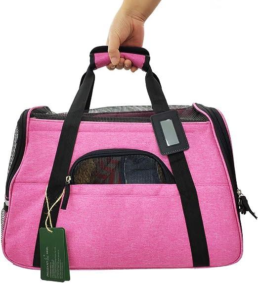 Bolsa para Mascotas, Bolsa de Transporte para Gatos Caja de ...