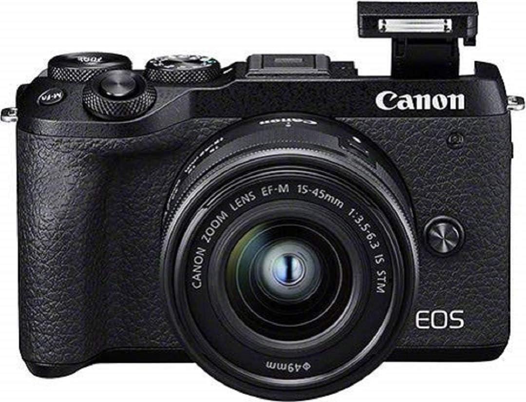 cámaras que usan los youtubers Canon EOS M6 Mark II