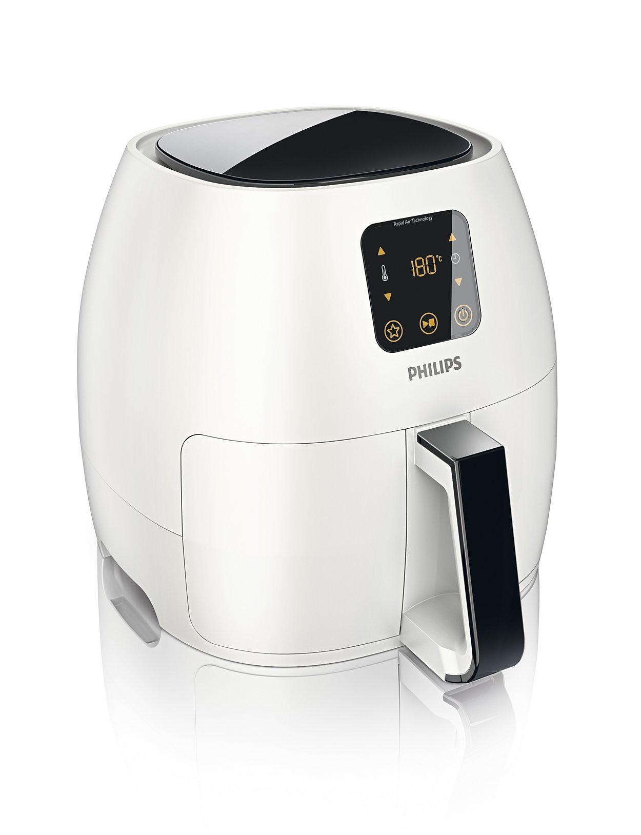 Philips HD9240/34 Avance Digital AirFryer XL with Rapid Air Technology White (Certified Refurbished) by Philips (Image #2)