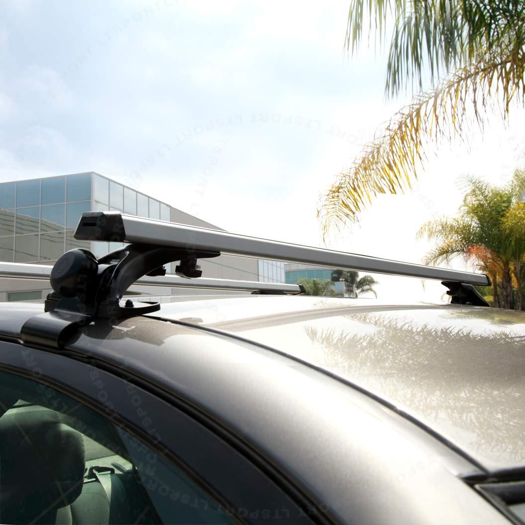 LT Sport SN#100000000139-602 for Ford Honda Roof Rack Top Adjustable Cross Bars Cargo Carrier