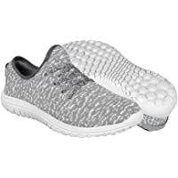 STYLO Zapatos Dama Atleticos 866 23-26 Textil Gris Blanco