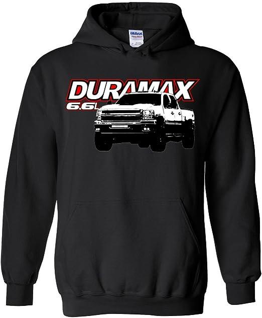 Small to 5XL GMC Hoodie Trucks Pullover Sweatshirt Shirt Gift Idea