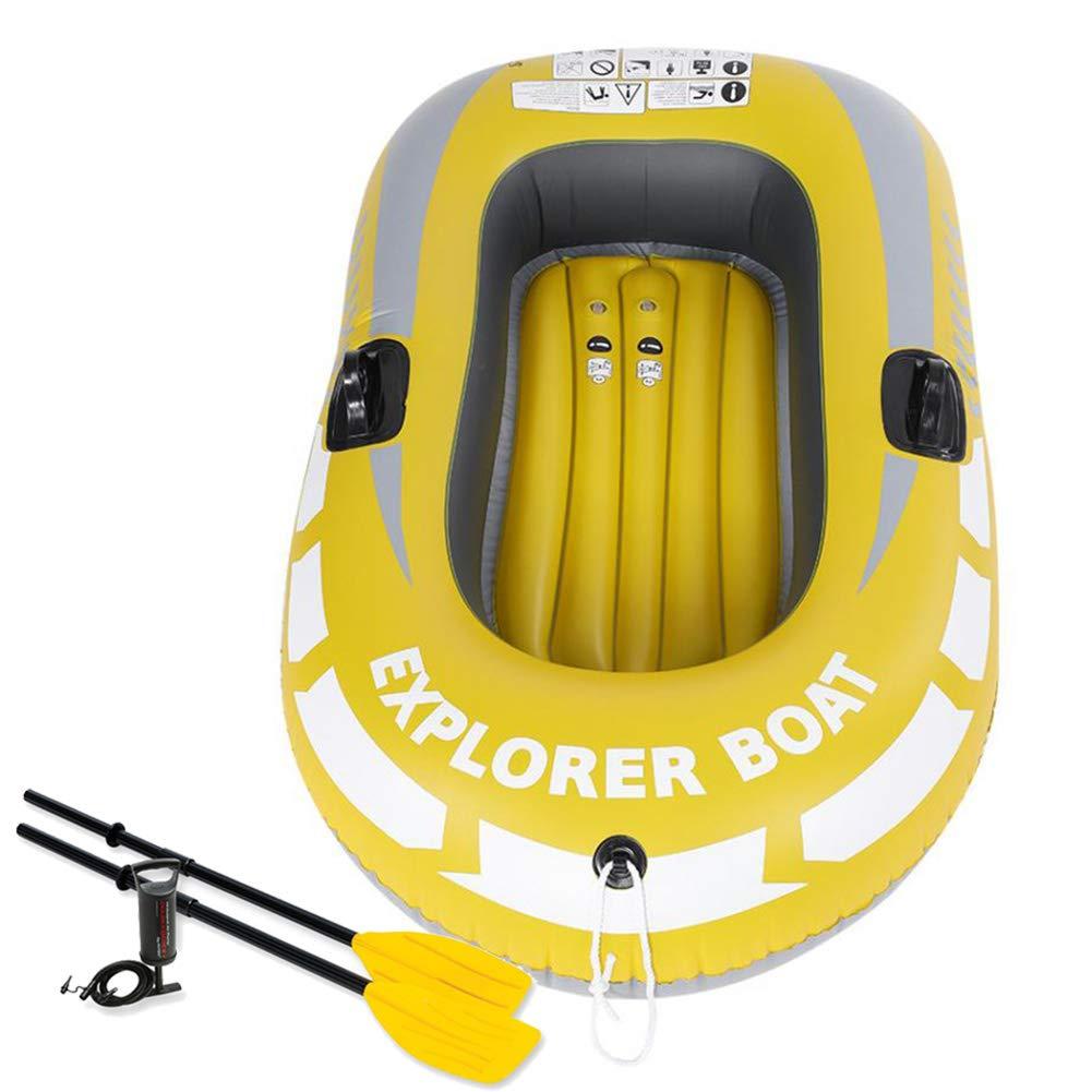 DMBHW 1 Personas Bote Salvavidas Barca Hinchable Rafting al ...