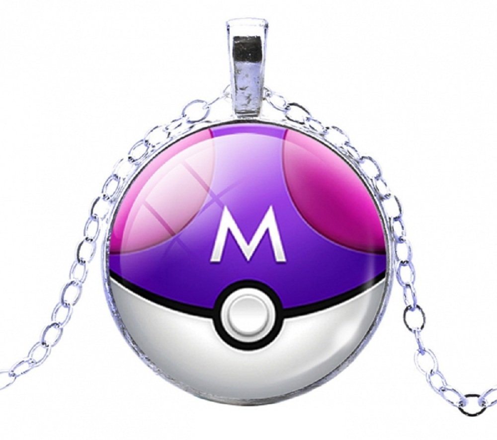 Inception Pro Infinite Pkmn - Collar de Pokémon Go - Poké Ball - Pokébola - Trampa - Niños y Niños - Idea de Regalo 8859620087432