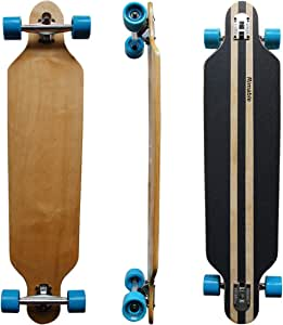 RIMABLE Drop-Through Longboard (41-inch)