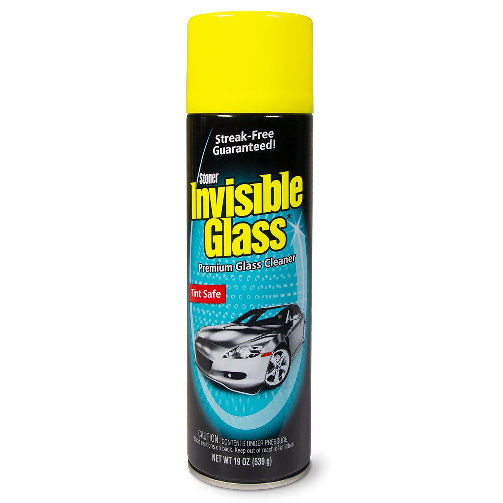 The Best Auto Glass Cleaner 1