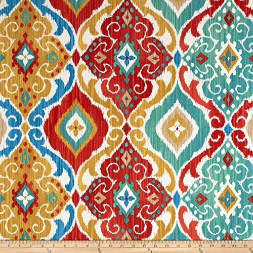 Richloom Fabrics Richloom Solarium Outdoor Fresca Fiesta, ()