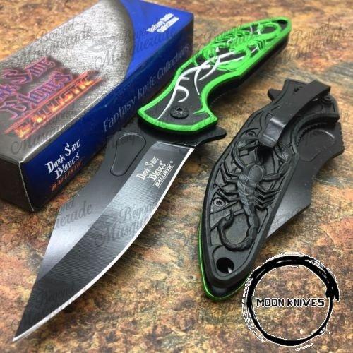 (MOON KNIVES Dark Side Blades 4.75