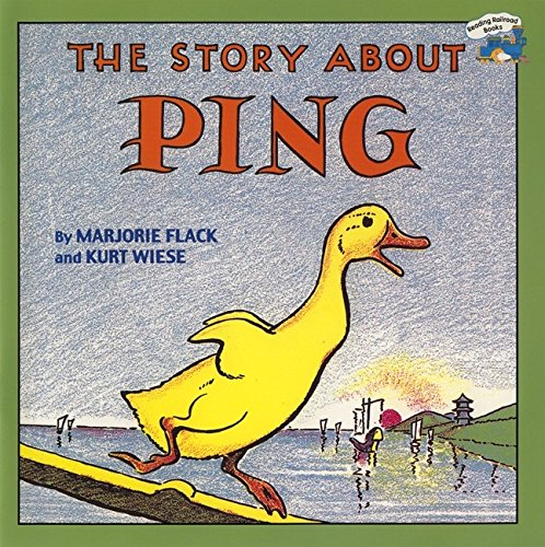 The Story about Ping (Ping Duck Book)