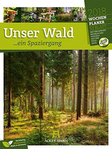 Unser Wald 2018 - Wochenplaner