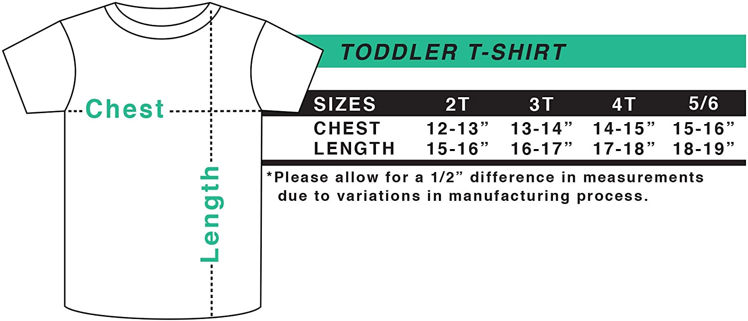 Mermaid with Orange Hair Toddler T-Shirt inktastic Mermaid and Dolphin