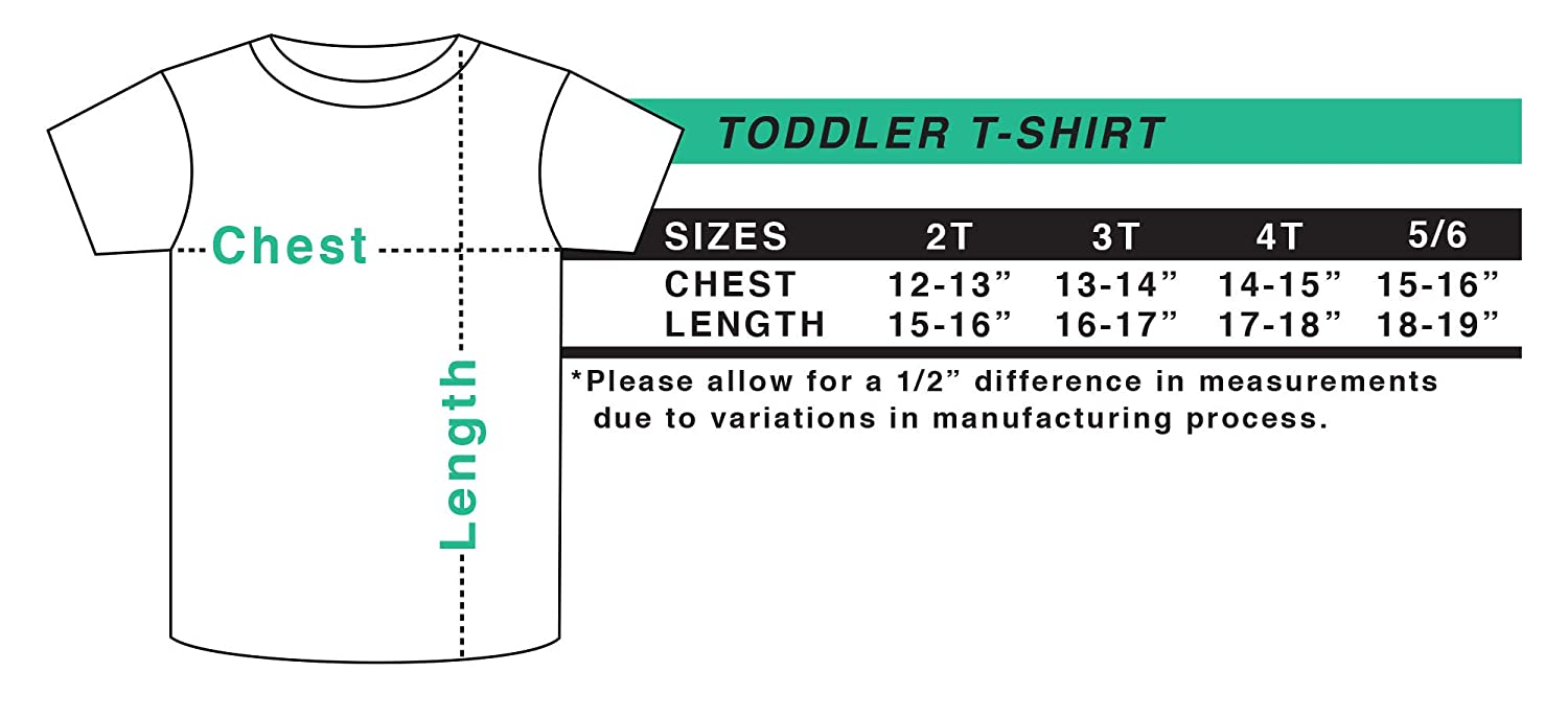 inktastic Officially The Worlds Greatest Big Sister Toddler T-Shirt