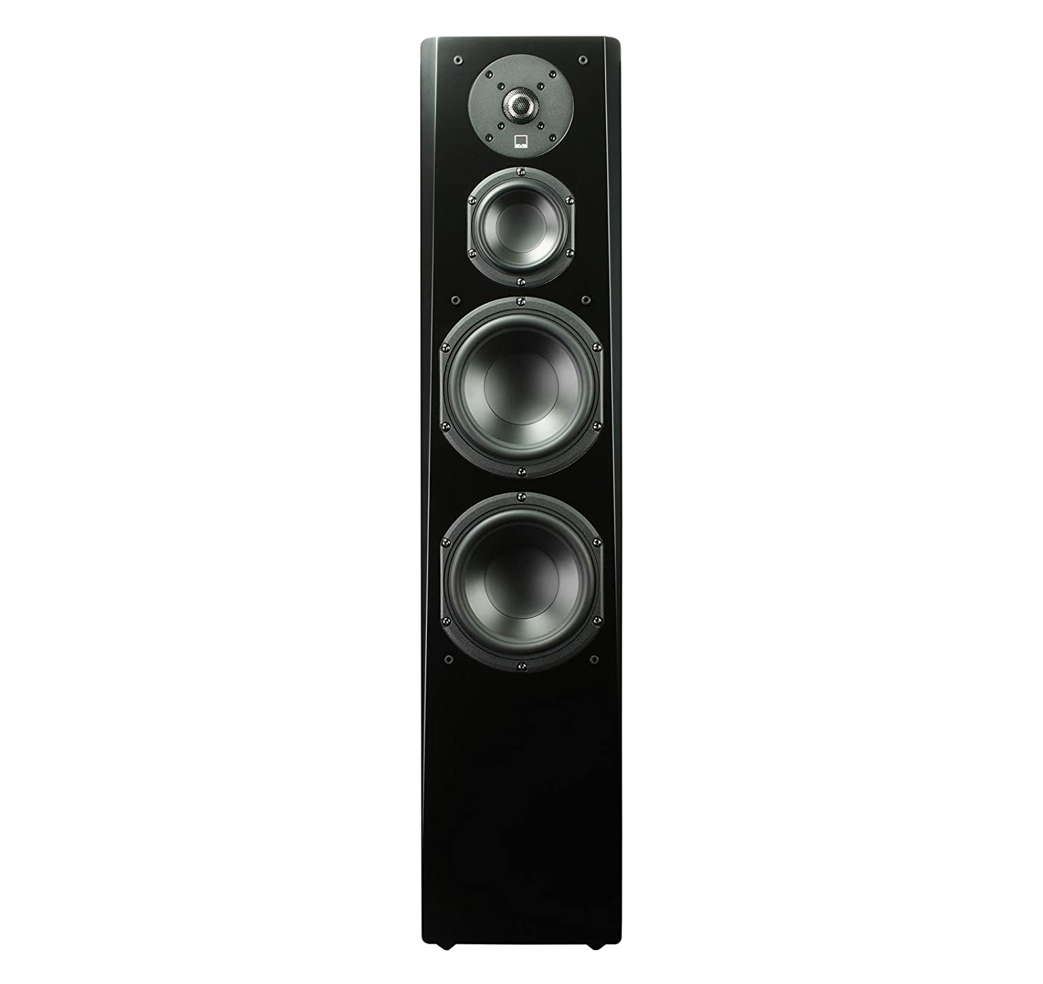 Svs Prime Tower Speaker Black Ash Pair Home Audio 2 Way Switch Box Theater