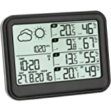 TFA Dostmann tfa 35.1142.01 ver estación meteorológica