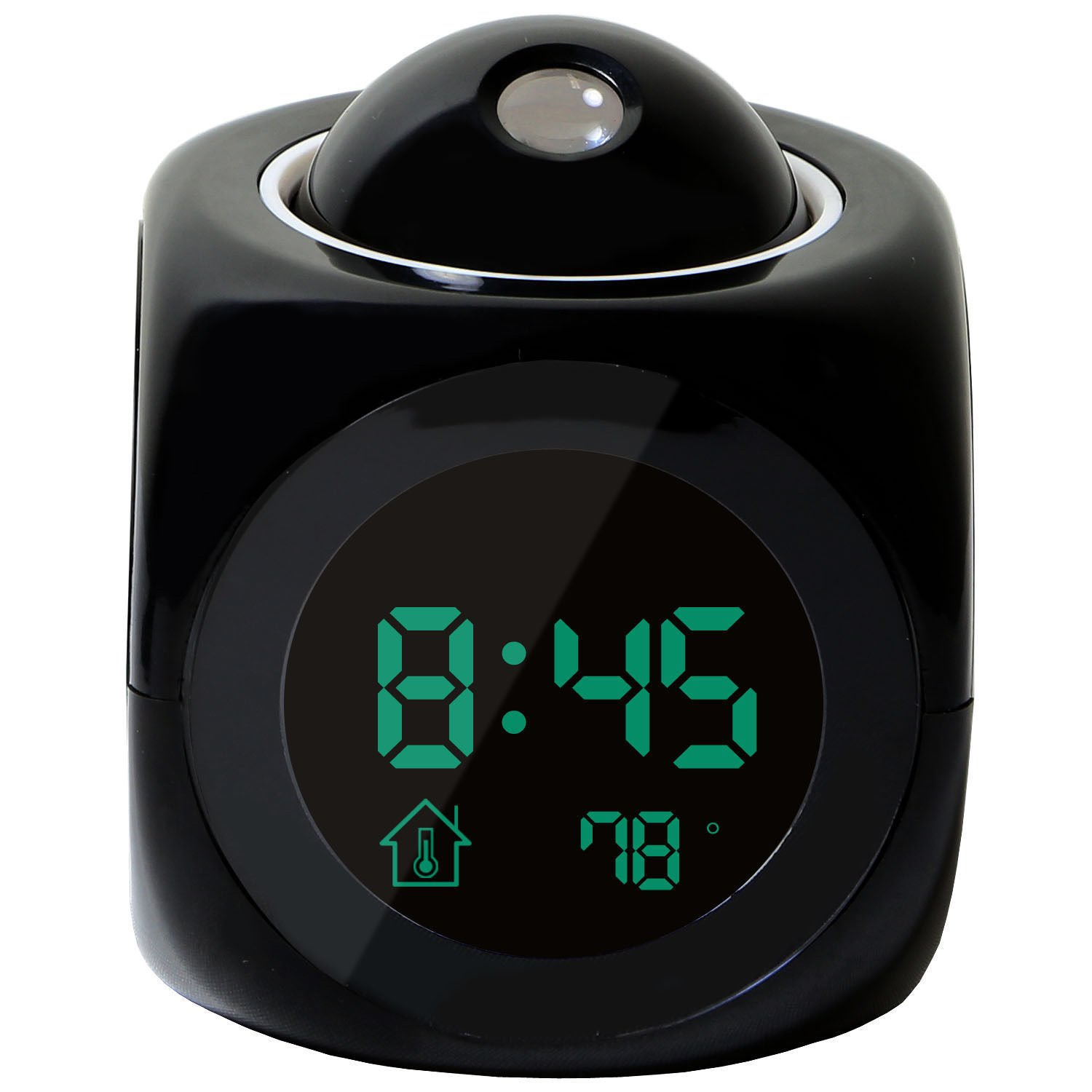 Amazoncom Hippih Projection Alarm Clock with Soft