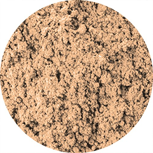 Glo Skin Beauty Loose Base - Natural Medium | Illuminating Loose Mineral Makeup Powder Foundation | Dewy Finish | 9 ()