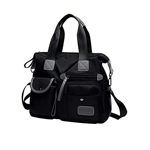 bd2deb711e39 Women's Practical Handbag Oxford Cloth Multi-Pocket High-Capacity Shoulder  Bag