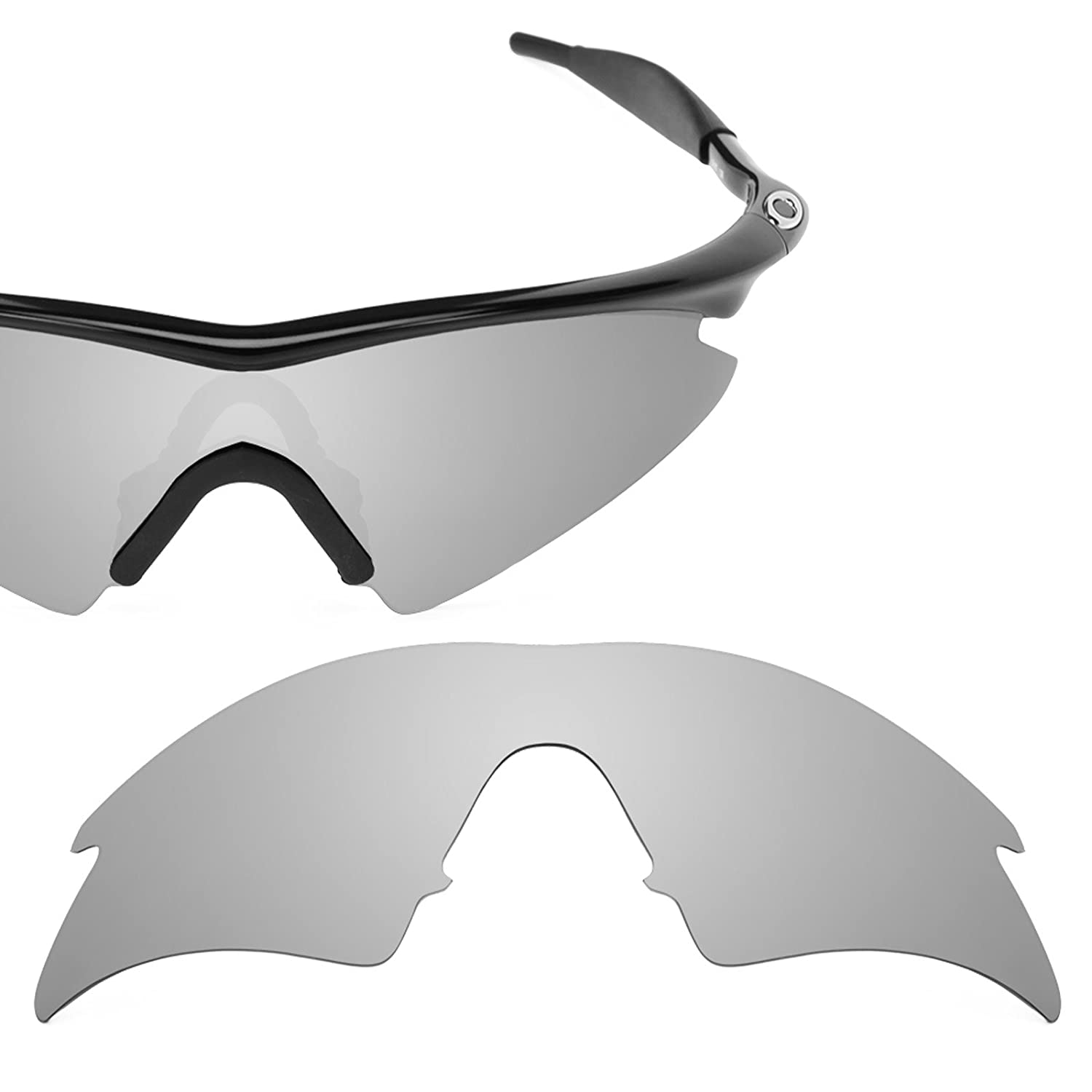 Revant Replacement Lenses for Oakley M Frame Sweep 2 Pair Combo Pack ...