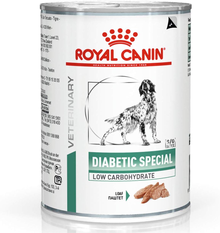 Diet Canine Wet Diabetic Special (12 x 410 gr)