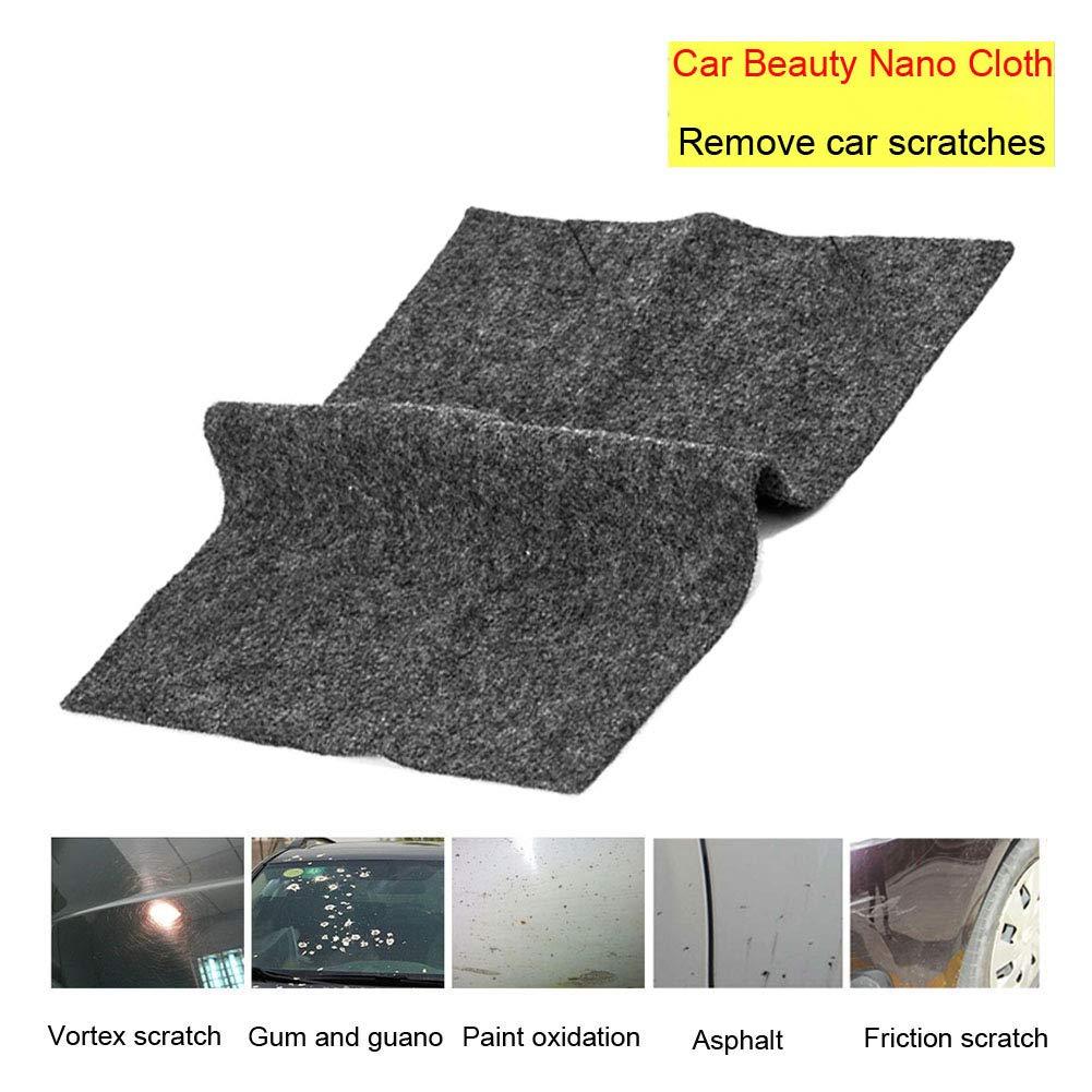 Car Scratch Cloth Remover Nano-Tech Multipurpose Nano Auto Repair Beauty Towel for Scratch Scuff Paint Stains Polish Remover Cloth