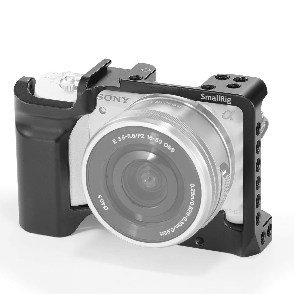 SMALLRIG A5000 / A5100 Cage Jaula para Sony A5000 / A5100 con ...