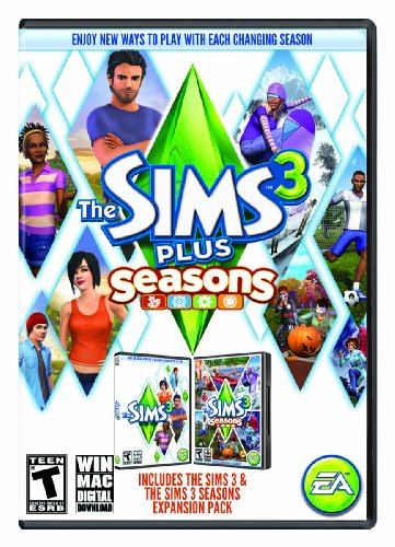 Includes: 1 Sims 3 Seasons disc. Fair condition. Played pretty well. Personally advise buying a newer released Sims 3 up from Seasons(I.e Sims 3 University Life, Island Paradise, or Into The Future) so you can have Sims 3 Seasons included, just with a better disc.