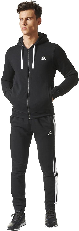 adidas Men's Co Energize Ts Tracksuit Black (White)