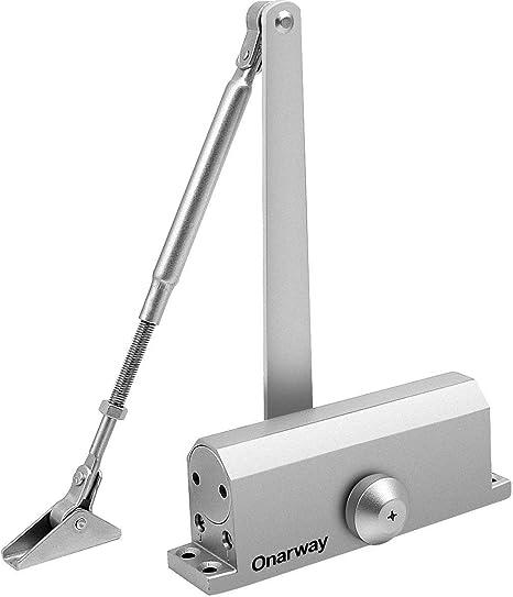 Amazon.com: Juego de manija de puerta de granero de acero ...